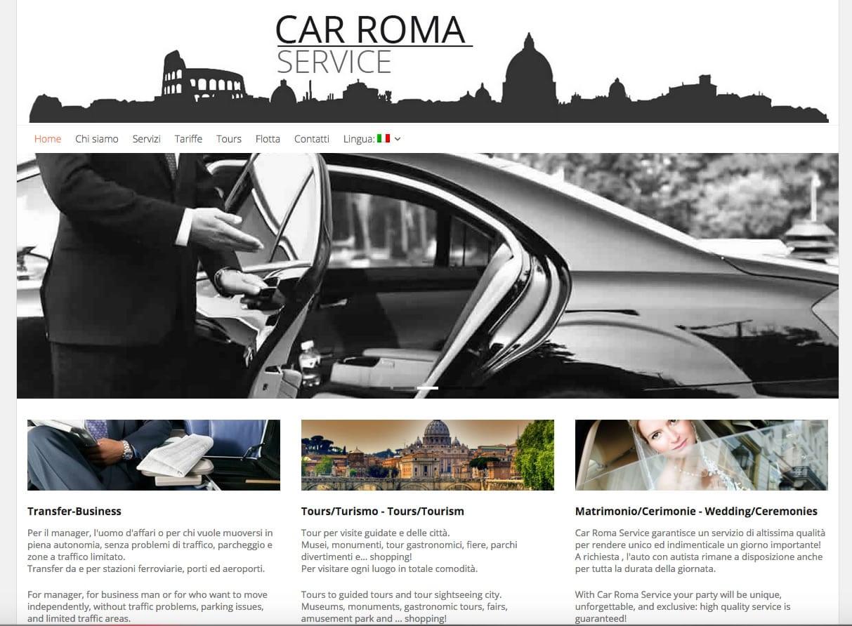 Car Roma Service
