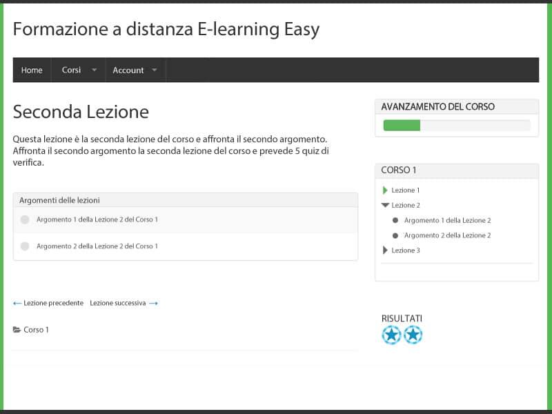 Formazione a Distanza - Corsi on-line E-learning