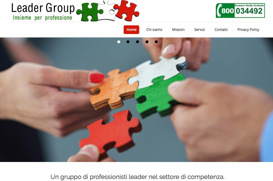 Leader Servizi - Leader Group