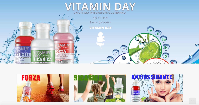 Vitamin Day - Lysi Italy